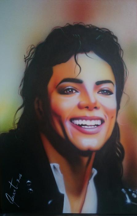 Michael Jackson by COQart